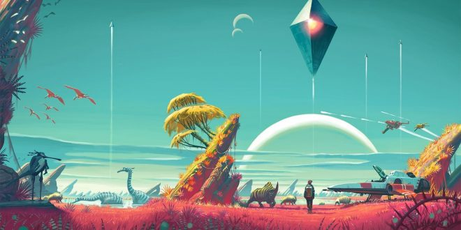 No Man's Sky Bug Patch Released
