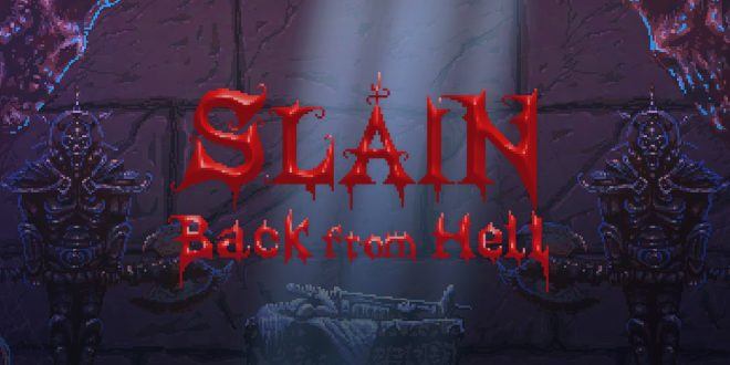 Slain: Back From Hell Released on Xbox One