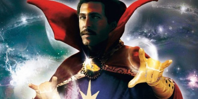 Dr Strange Movie Finally Comes To DVD