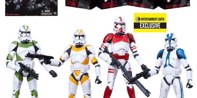EE announces new Star Wars Black Series exclusive