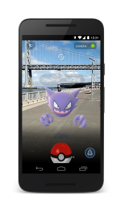 Get out and catch 'em all
