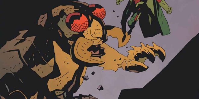Beasties run amok in the Marvel U in Monsters Unleashed