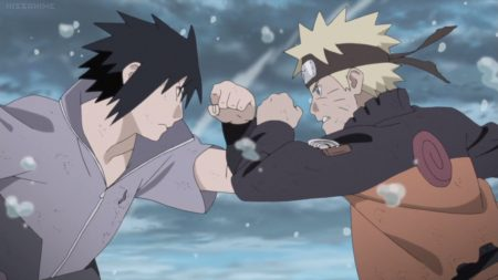 Naruto Shippuden The Final battle