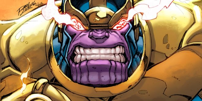 Thanos #1 (Comics) Preview