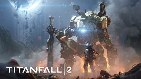 Become one with Titanfall 2's launch trailer