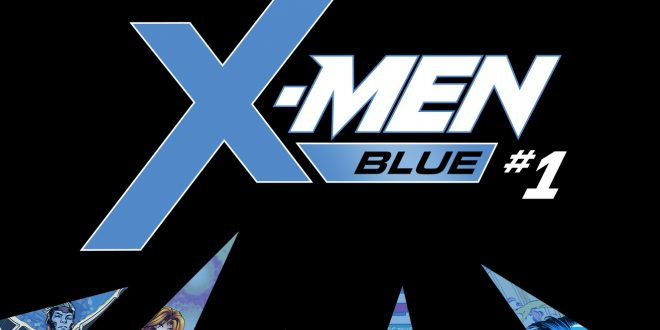 Marvel announces X-Men Blue and Gold teams are back!