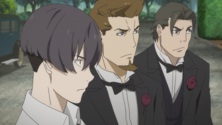 91 Days - Avilio, Nero and Vanno