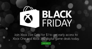 Make sure to pick up some of the great titles during Microsoft's Black Friday digital sale