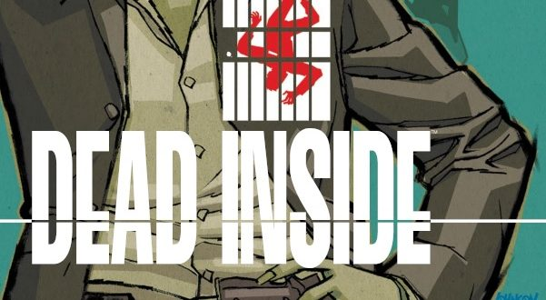 Dead Inside – interview with John Arcudi
