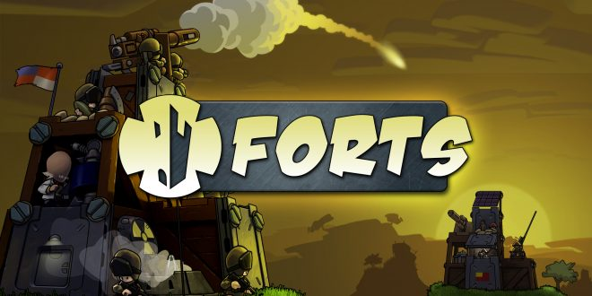 Earthwork Games Forts Interview