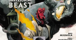 Hellboy The Unreasoning Beast