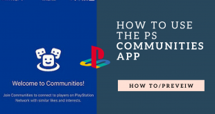 how-to-use-the-ps-communities-app
