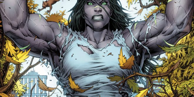 Hulk #1 (Comics) Preview