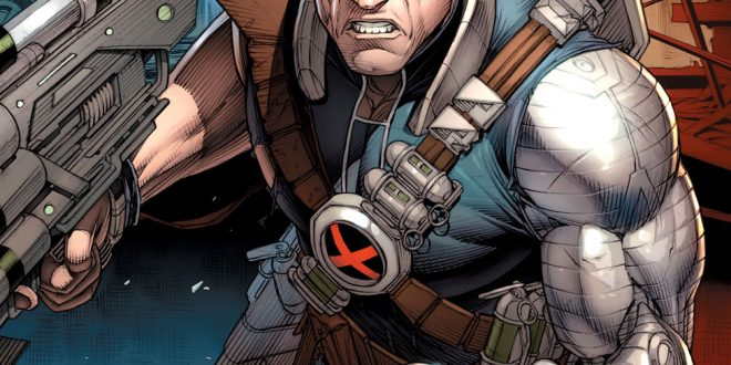 Cable preps for action in Marvel's latest X-book
