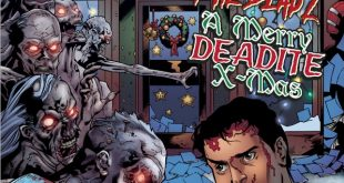 evil dead christmas special
