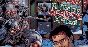 evil dead christmas special