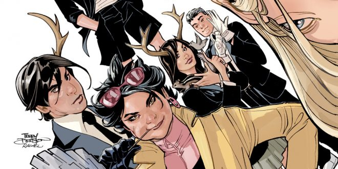 New Gen X book will have Jubilee at the helm, stars kids with antlers