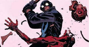 Lobster Johnson Garden of Bones
