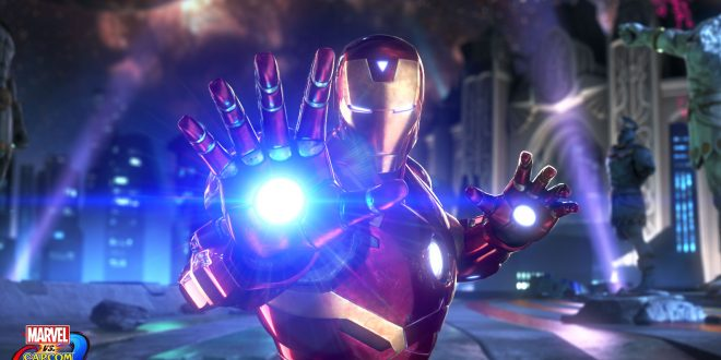 Marvel vs Capcom: Infinite Announced at PSX