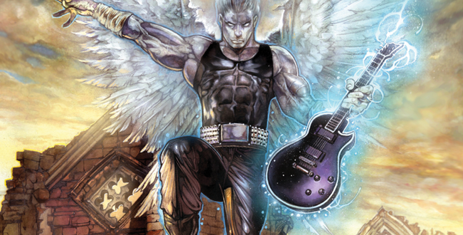 Eternal Descent Sirian #1 (comic) Review