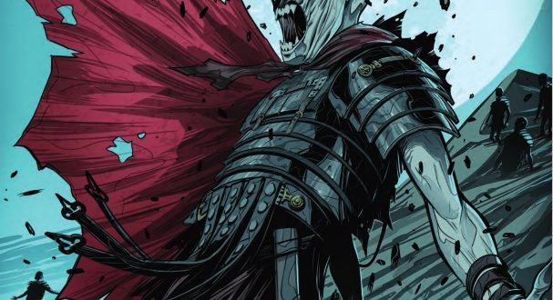 The Strain: Mister Quinlan #4 (comic) Review