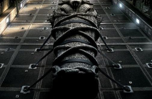 Tom Cruise's Mummy film emerges from its crypt