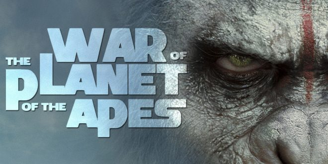 "Official Trailer for ""War for the Planet of the Apes"" Drops"