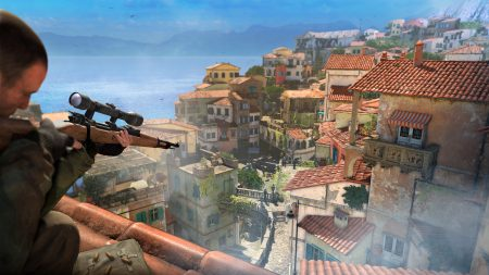 Sniper Elite 4 Rebellion