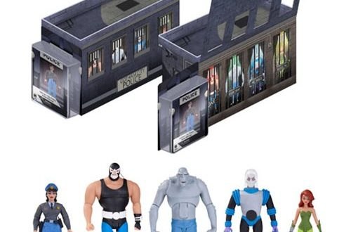 Batman: TAS Rogues Gallery figure 5pk now available
