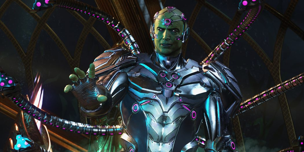 Injustice 2, Brainiac