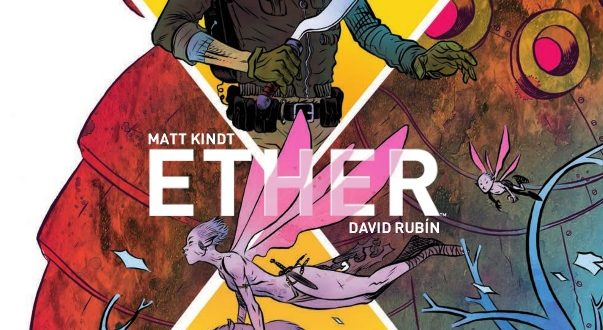 Ether #3 (comic) Review