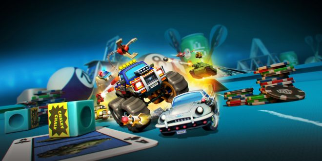 Micro Machines races onto consoles and PC