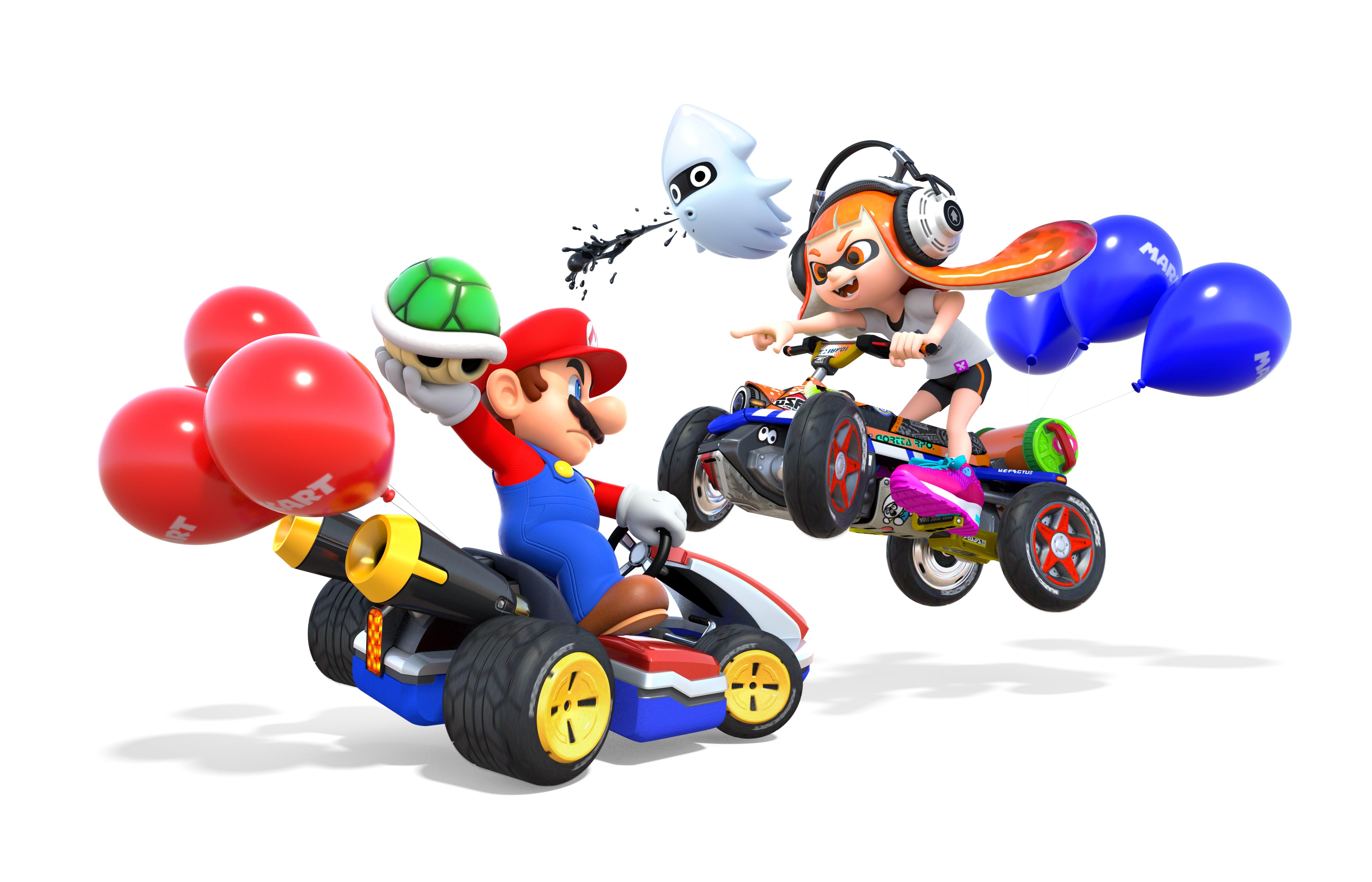 Mario Kart 8 Deluxe The Return Of Double Dash Brutal Gamer