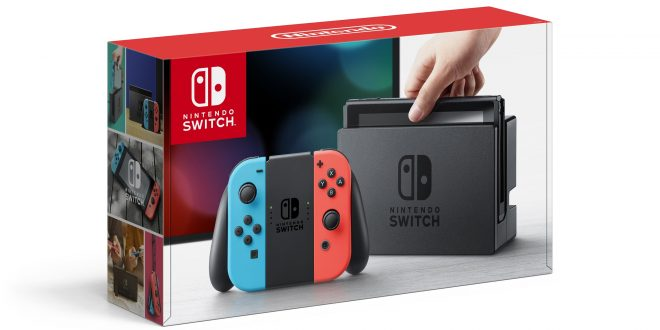 Nintendo looks to the future with 10 million Switch's sold worldwide