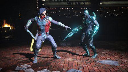 Robin in Injustice 2
