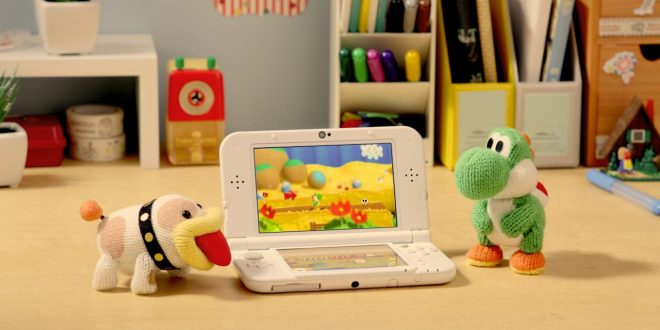 Nintendo doubles down on 3DS support in face of Switch