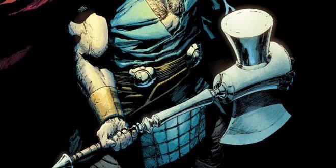 The Unworthy Thor #5 (Comics) Preview