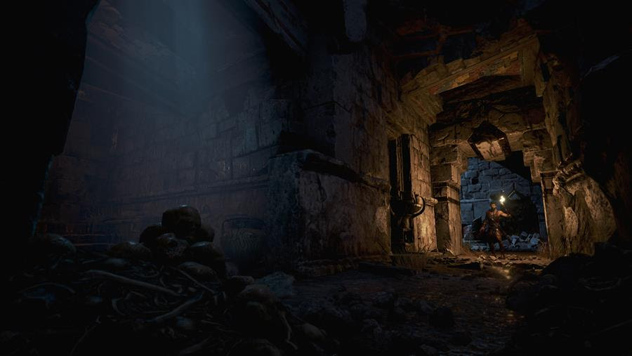 Explore The Minotaur S Labyrinth In Vr With Theseus