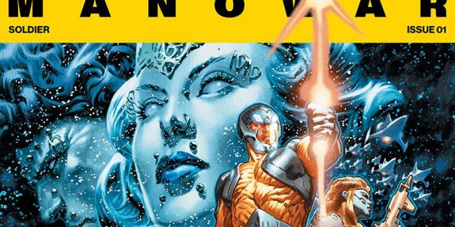X-O Manowar (2017) #1 (Comic) Review