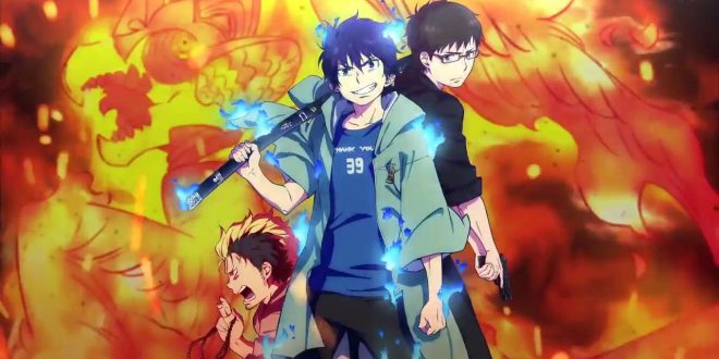 Blue Exorcist: Kyoto Saga Review