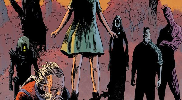 Jeff Lemire's Black Hammer gets the graphic novel treatment