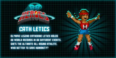 Cath Letics 88 Heroes
