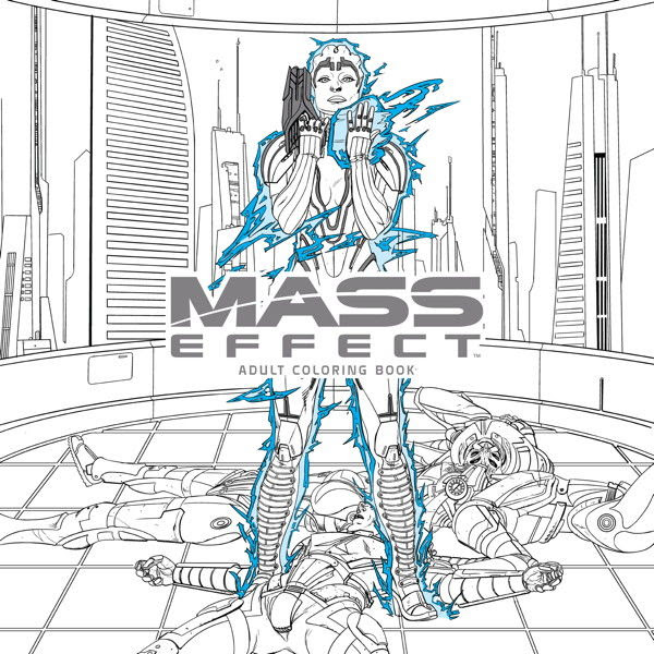 Dark Horse Preps New Mass Effect And Dragon Age Books For Launch