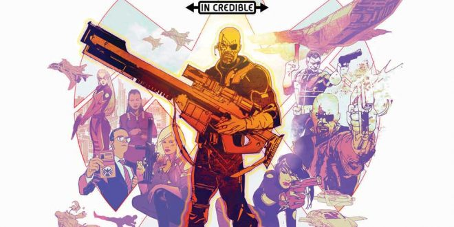 Nick Fury #1 (Comics) Preview