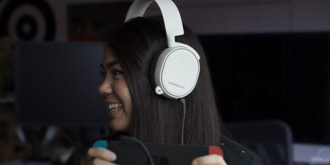 Steelseries touts Arctis 3 headset as perfect Nintendo Switch companion