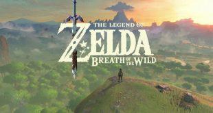 Legend of Zelda Breath of the Wild