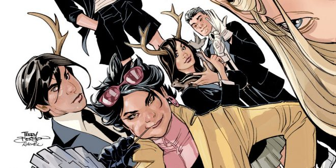 Generation X #1 (Comics) Preview