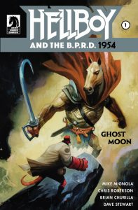 Hellboy Ghost Moon 1