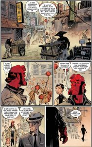 Hellboy Ghost Moon 2