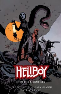 Hellboy Into Silent Sea
